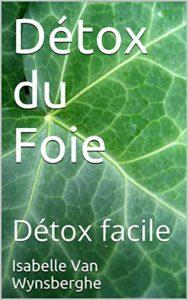 Livre Détox du foie
